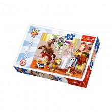 Trefl - Puzzle 30el. - Toy Story 4 - Gotowi do Zabawy - 18243
