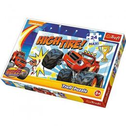 Trefl - Puzzle Maxi 24el. - Blaze - Zwycięzcy - 14244