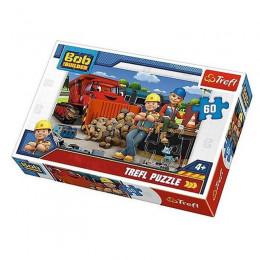 Trefl - Puzzle 60el. - Bob Budowniczy - 17300