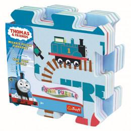 Trefl - Puzzle piankowe - Tomek i Przyjaciele - 60466