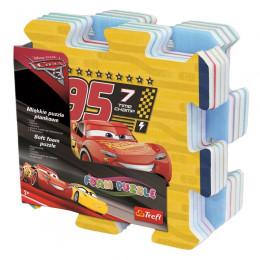 Trefl - Puzzle piankowe - Cars - 60721