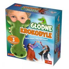 Trefl - Głodne Krokodyle - 01624