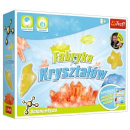 Trefl - Science4you - Fabryka kryształów - 60716
