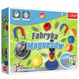 Trefl - Science4you - Fabryka magnesów - 60777