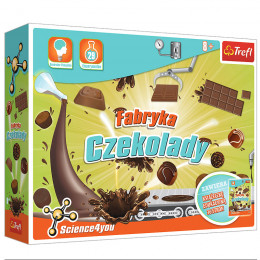 Trefl - Science4you - Fabryka Czekolady - 60883