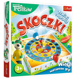 Trefl - Gra Rodzinna Skoczki - 01905