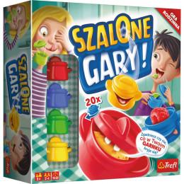 Trefl - Szalone gary - Gra rodzinna 01767