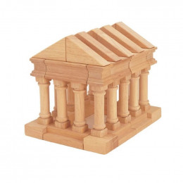 Trousselier - Drewniane Klocki - Roman Set 35014