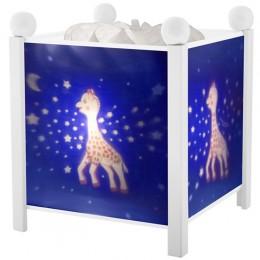 Trousselier 4363W Magiczny lampion - latarnia- Lampka ŻYRAFA SOPHIE