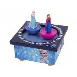 Trousselier S95430 Pozytywka Kraina Lodu - Elsa i Anna