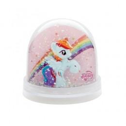 Trousselier S99234 Kula śnieżna - Rainbow Dash