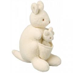 Trousselier VM130042 Muzyczny kangurek - maskotka na dobranoc