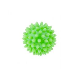 Tullo - Piłka rehabilitacyjna z kolcami 5,4cm- Jeżyk zielony 401