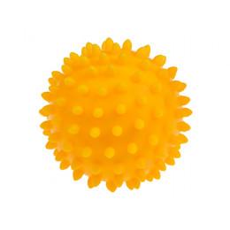 Tullo - Piłka sensoryczna 9cm - Żółty jeżyk z kolcami 408