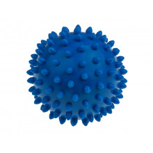 Tullo - Piłka sensoryczna 9cm - Niebieski jeżyk z kolcami 408