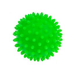 Tullo - Piłka sensoryczna 9cm - Zielony jeżyk z kolcami 408