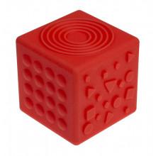 Tullo - Kostka sensoryczna - czerwona 455
