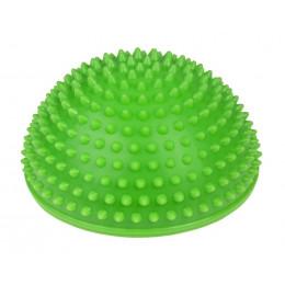 Tullo - Półkula sensoryczna do masażu - zielona 456