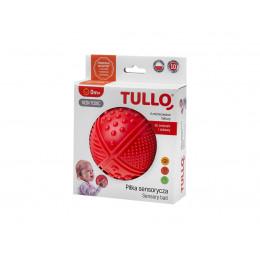Tullo - Piłka sensoryczna - czerwona - 463