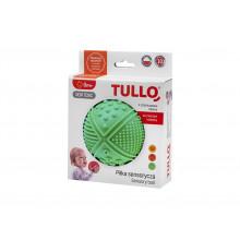 Tullo - Piłka sensoryczna - zielona - 463