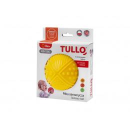 Tullo - Piłka sensoryczna - żółta - 463