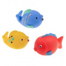 Tullo - Gumowe rybki do kąpieli 3szt. - 509