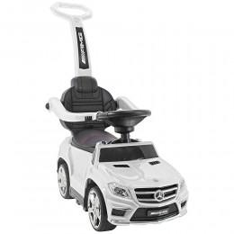 Jeździk Mercedes AMG Biturbo 4w1 - biały GL63