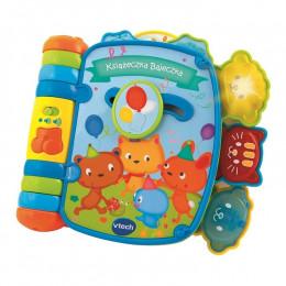 VTech Baby - Książeczka Bajeczka - Zabawka interaktywna 60341
