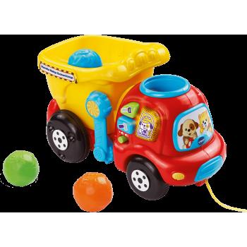 VTech Baby - Wywrotka Małego Budowniczego - 60480