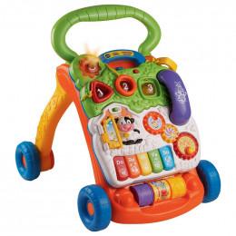 VTech Baby - Pchacz Gawędziarz z panelem interaktywnym - 60481