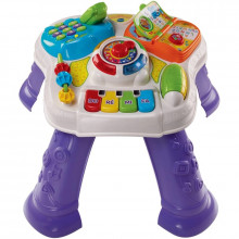 VTech Baby - Stoliczek edukacyjny interaktywny - 60517
