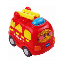 VTech Baby - Wóz strażacki - Interaktywne autka Tut Tut 60553
