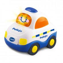 VTech Baby - Radiowóz policyjny - Interaktywne autka Tut Tut 60557