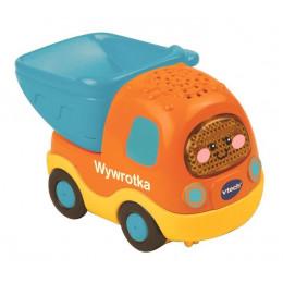 VTech Baby - Wywrotka - Interaktywne autka Tut Tut 60560