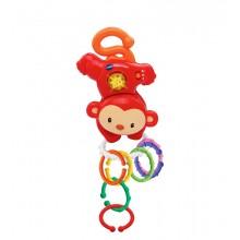 VTech Baby - Małpie Figle - Grzechotka z dźwiękami 60674