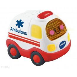 VTech Baby - Ambulans - Interaktywne autka Tut Tut 60805
