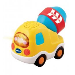 VTech Baby - Betonowóz - Interaktywne autka Tut Tut 60808