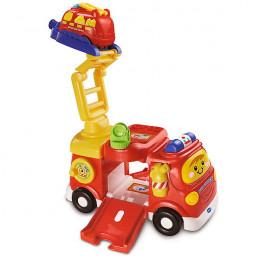 Vtech - Tut Tut Autka - Duży wóz strażacki 60810