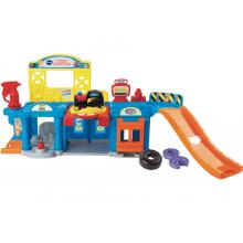 VTech Baby - Tut Tut Autka - Interaktywny warsztat samochodowy 61072