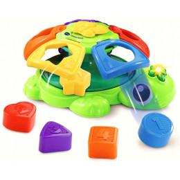 Vtech - Wirujący żółwik z klockami - 61091