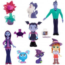Vampirina - 10 figurek - Fantastyczni przyjaciele 78025