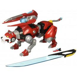 Voltron: Legendarny Obrońca - Czerwony Lew z wyrzutnią Wiązka Magmy - Figurka 67001