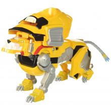 Voltron: Legendarny Obrońca - Żółty Lew z wyrzutnią dysku - Figurka 67002