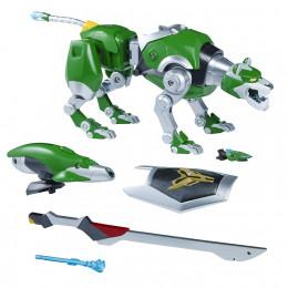 Voltron: Legendarny Obrońca - Zielony Lew z wyrzutnią Wiązka Winorośli - Figurka 67004