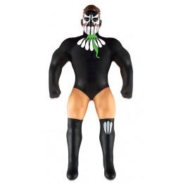 WWE Wrestling - Rozciągliwa figurka Stretchy – Finn Balor w kostiumie 06986