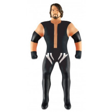 WWE Wrestling - Rozciągliwa figurka Stretchy – AJ Styles w kostiumie 06987