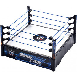 WWE Wrestling - Ring do odgrywania walk - SmackDown Superstar DLG88