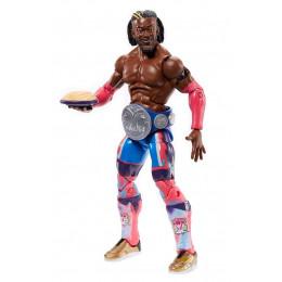 WWE Wrestling – Elite Collection - Figurka Kofi Kingston GKY12