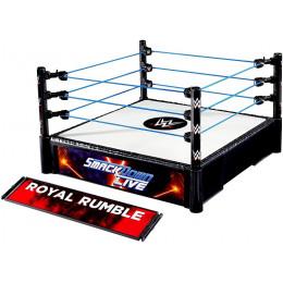 WWE Wrestling - Ring do ogrywania walk – SmackDown i Royal Rumble - GLF15
