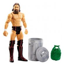 WWE Wrestling - Wrekkin - Figurka Daniel Bryan + rekwizyt GLG06